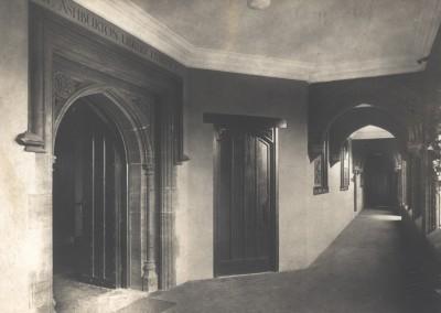 Ashburton Park former Library internal